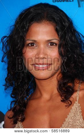 PASADENA, CA - JULY 19: Lourdes Benedicto at the Disney ABC Television Group All Star Party on July 19, 2006 at Kidspace Children's Museum in Pasadena, CA.