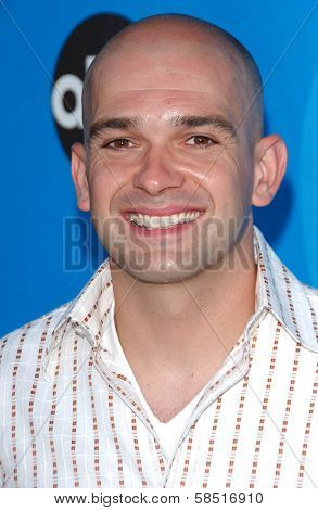 PASADENA, CA - JULY 19: Ed Sanders at the Disney ABC Television Group All Star Party on July 19, 2006 at Kidspace Children's Museum in Pasadena, CA.