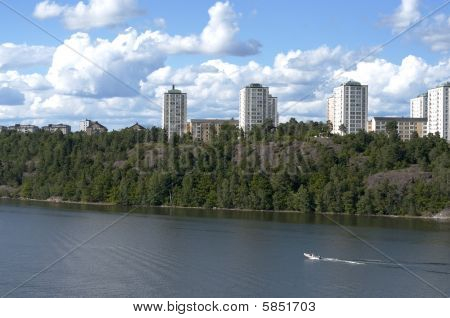 Stockholm Coastline