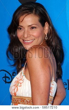 PASADENA, CA - JULY 19: Constance Marie at the Disney ABC Television Group All Star Party on July 19, 2006 at Kidspace Children's Museum in Pasadena, CA.