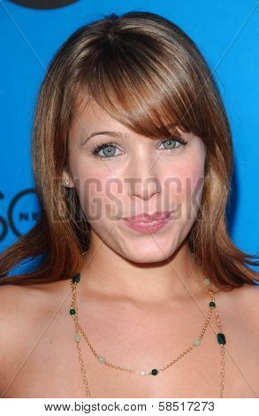 PASADENA, CA - JULY 19: Marla Sokoloff at the Disney ABC Television Group All Star Party on July 19, 2006 at Kidspace Children's Museum in Pasadena, CA.