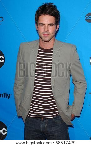 PASADENA, CA - JULY 19: Jason Thompson at the Disney ABC Television Group All Star Party on July 19, 2006 at Kidspace Children's Museum in Pasadena, CA.