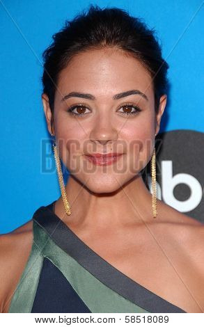PASADENA, CA - JULY 19: Camille Guaty at the Disney ABC Television Group All Star Party on July 19, 2006 at Kidspace Children's Museum in Pasadena, CA.
