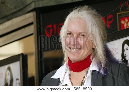 HOLLYWOOD - JULY 25: Betty Thomas at the premiere of John Tucker Must Die on July 25, 2006 at Grauman's Chinese Theatre in Hollywood, CA.