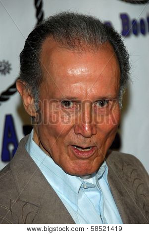 BEVERLY HILLS - August 12: Henry Silva at the 24th Annual Golden Boot Awards on August 12, 2006 at Beverly Hilton Hotel in Beverly Hills, CA.