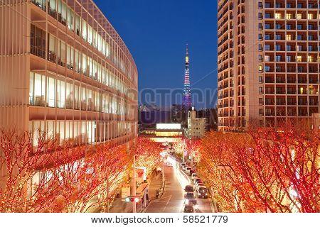 Tokyo Illuminations
