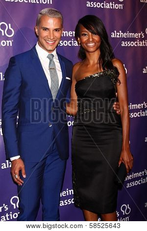 Jay Manuel, Nichole Galicia at the 21st Annual