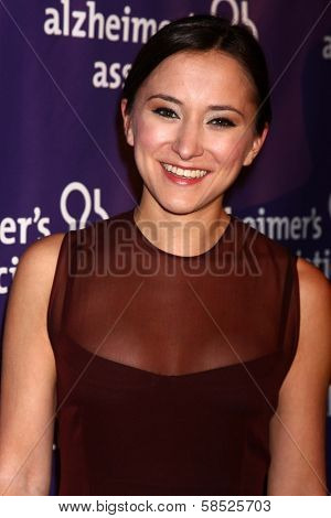 Zelda Williams at the 21st Annual
