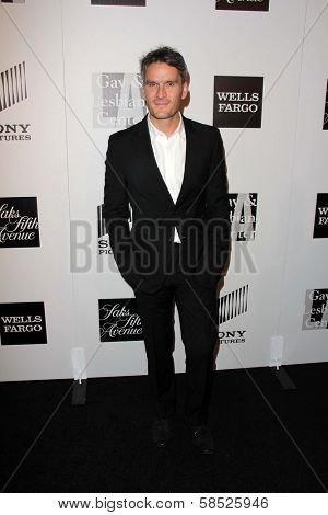Balthazar Getty at the L.A. Gay And Lesbian Center Hosts 'An Evening' honoring Amy Pascal and Ralph Ricci, Beverly Wilshire, Beverly Hills, CA 03-21-13