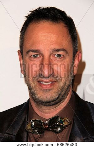Christos Garkinos at the L.A. Gay And Lesbian Center Hosts 'An Evening' honoring Amy Pascal and Ralph Ricci, Beverly Wilshire, Beverly Hills, CA 03-21-13
