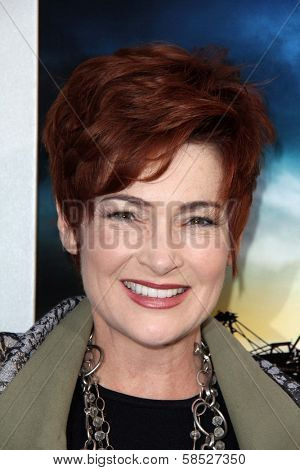 Carolyn Hennesy at the