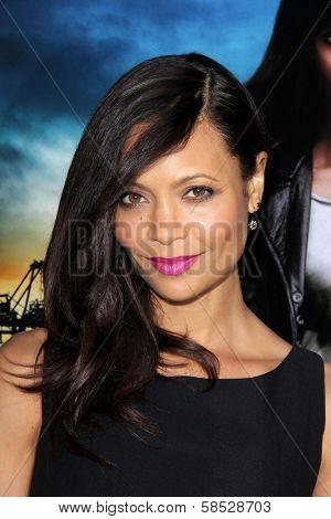 Thandie Newton at the