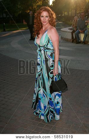 HOLLYWOOD - AUGUST 25: Melissa Gilbert at the