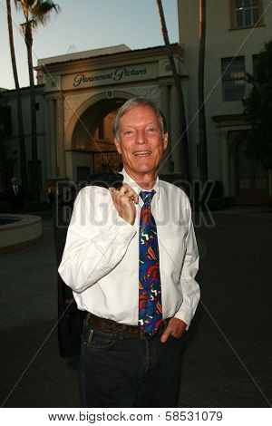 HOLLYWOOD - AUGUST 25: Richard Chamberlain at the