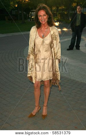 HOLLYWOOD - AUGUST 25: Jacqueline Bisset at the