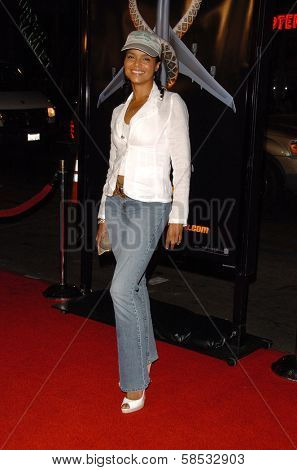 HOLLYWOOD - AUGUST 17: Victoria Rowell at the Los Angeles Premiere of