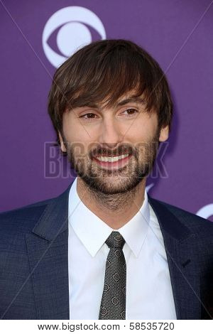 Dave Haywood at the 48th Annual Academy Of Country Music Awards Arrivals, MGM Grand Garden Arena, Las Vegas, NV 04-07-13