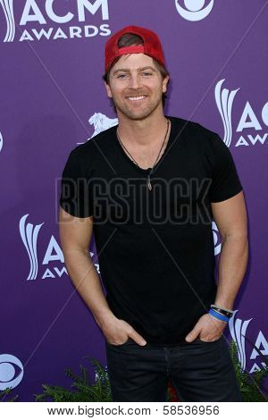 Kip Moore at the 48th Annual Academy Of Country Music Awards Arrivals, MGM Grand Garden Arena, Las Vegas, NV 04-07-13