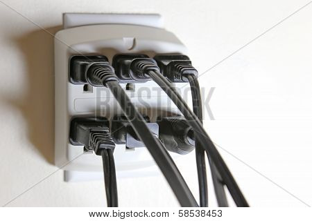 No Available Power Outlet