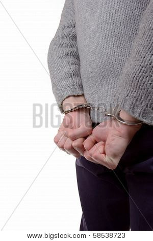 Teenager Under Arrest