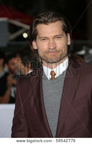 Nikolaj Coster-Waldau at the