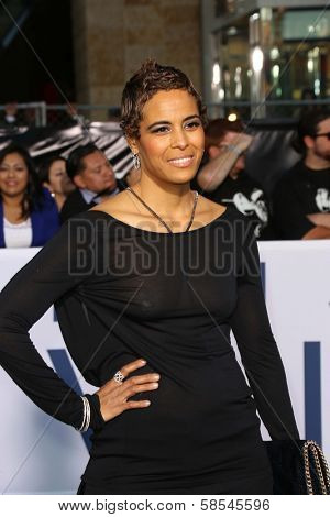 Daphne Wayans at the