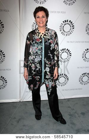Jane Elliot at General Hospital: Celebrating 50 Years and Looking Forward, Paley Center for Media, Beverly Hills, CA 04-12-13