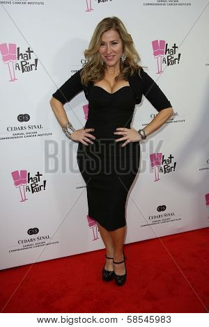 Lisa Ann Walter at the What a Pair Benefit 2013, Eli Broad Stage, Santa Monica, CA 04-13-13