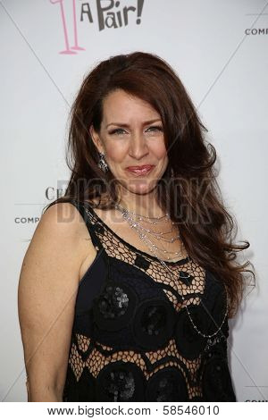 Joely Fisher at the What a Pair Benefit 2013, Eli Broad Stage, Santa Monica, CA 04-13-13