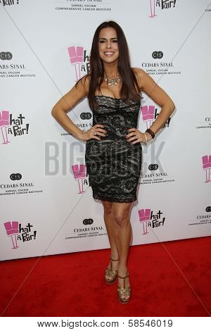 Rosa Blasi at the What a Pair Benefit 2013, Eli Broad Stage, Santa Monica, CA 04-13-13