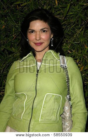 LOS ANGELES - APRIL 24: Laura Harring at the Brandon Davis and Replay celebrate store opening and the launch of The Brandon Davis Jean at Falcon on April 24, 2006 in Los Angeles, CA.