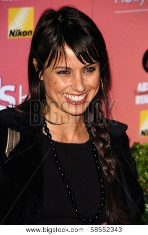 HOLLYWOOD - APRIL 26: Constance Zimmer at the US Weekly Hot Hollywood Awards at Republic Restaurant and Lounge on April 26, 2006 in West Hollywood, CA.