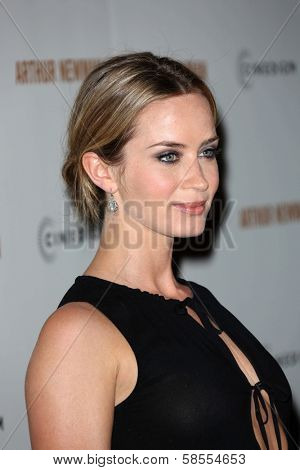Emily Blunt at the