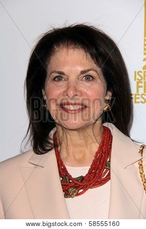Sherry Lansing at the  27th Israel Film Festival Opening Night Gala, Writers Guild Theater, Beverly Hills, CA 04-18-13