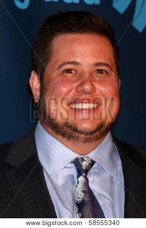 Chaz Bono at the 24th Annual GLAAD Media Awards, JW Marriott, Los Angeles, CA 04-20-13