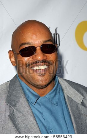 HOLLYWOOD - APRIL 30: Ken Foree at the Larpy Awards at Avalon on April 30, 2006 in Hollywood, CA.