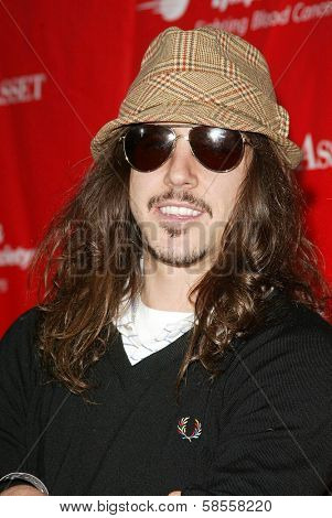 HOLLYWOOD - APRIL 06: Cisco Adler at the 2nd Annual Celebrity Rock 'N' Bowl Tournament at Lucky Strike Lanes on April 06, 2006 in Hollywood, CA.