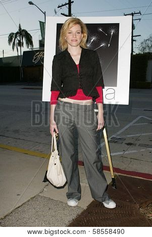 HOLLYWOOD - APRIL 05: Elizabeth Banks at the opening of Sienna Boutique at Sienna on April 05, 2006 in Los Angeles, CA.