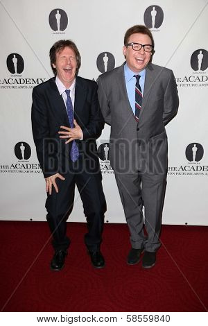 Dana Carvey and Mike Myers  at the Academy Of Motion Picture Arts And Sciences Hosts A