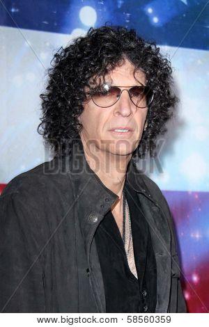 Howard Stern at the
