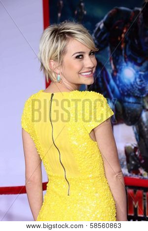 Chelsea Kane at the