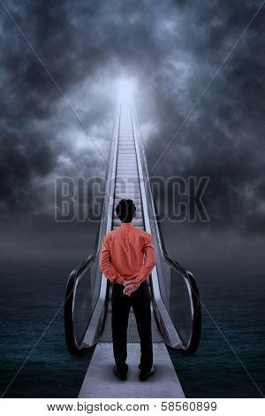 Escalator to Success