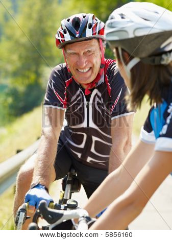 Ciclista Senior