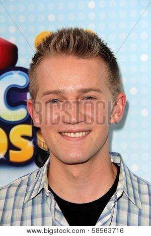 Jason Dolley at the 2013 Radio Disney Music Awards, Nokia Theater, Los Angeles, CA 04-27-13