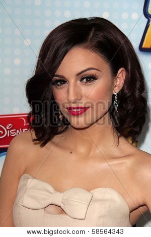 Cher Lloyd at the 2013 Radio Disney Music Awards, Nokia Theater, Los Angeles, CA 04-27-13
