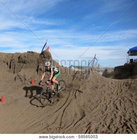 Cyclocross  racer
