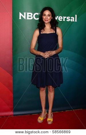 Joanne Kelly at the 2013 NBC Universal Summer Press Day , Langham Huntington Hotel, Pasadena, CA 04-22-13