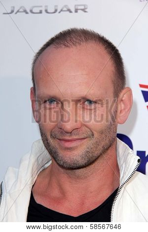 Andrew Howard at