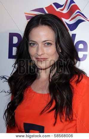 Lara Pulver at