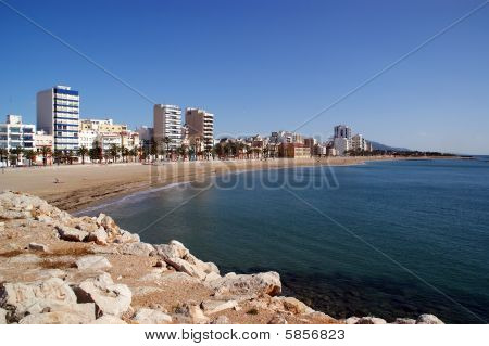Vinaroz Mediterranean City In The Province Of Valencia - Spain - Europe
